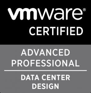 VMware VCAP5-DCV Design