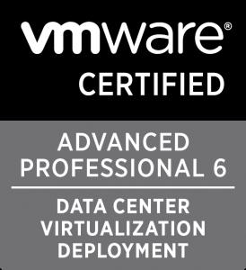 VMware VCAP6-DCV Deployment